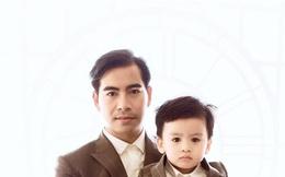 Giữa lúc bà xã Ngọc Lan bị tố đặt điều, tỏ thái độ khi trả 500 triệu, Thanh Bình lại đăng hình cùng con trai với dòng chia sẻ ẩn ý?