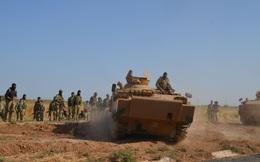 """""""Khúc xương khó nuốt"""" ở bắc Syria: """"Sultan Thổ"""" gục ngã trước QĐ Syria và người Kurd?"""