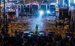Chắt nội Tưởng Giới Thạch tuyên bố ủng hộ người biểu tình Hồng Kông, kêu gọi Đài Loan cứu trợ
