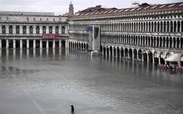 """Venice """"thất thủ"""" do triều cường, Italy ban bố tình trạng khẩn cấp"""