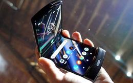 Huyền thoại Motorola Razr hồi sinh dưới dạng smartphone màn hình gập cực ấn tượng