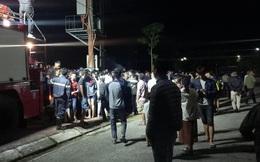 Hàng trăm người theo dõi tìm kiếm nam sinh lớp 9 sảy chân xuống sông mất tích