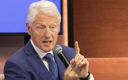 """Cựu Tổng thống Mỹ Bill Clinton khuyên ông Trump """"phớt lờ"""" luận tội"""