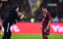 """""""Messi Thái"""" ngậm ngùi xin lỗi người hâm mộ, kêu gọi đồng đội """"sửa sai"""" trước Việt Nam"""