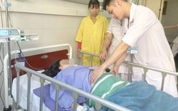 Cứu sống thai nhi 37 tuần trong bụng bà mẹ bị tai nạn giao thông nguy kịch