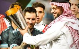 Thắng Brazil trong trận Siêu kinh điển Nam Mỹ, Messi giành chiếc cúp đầu tiên trong sự nghiệp với ĐT Argentina