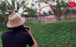 """Báo Thái bất ngờ phản ánh việc """"quân nhân Việt Nam ẩn nấp ở sân tập"""" và kết thúc bất ngờ"""