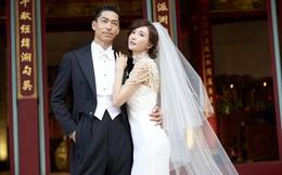 HOT: Lâm Chí Linh khóa môi ông xã kém tuổi trong ngày cưới, hạnh phúc khi chính thức bước vào cuộc sống hôn nhân