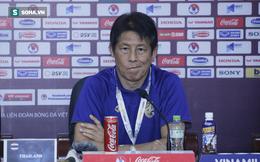 """TRỰC TIẾP HLV Park Hang-seo """"đối đầu"""" ông Nishino trên... bàn họp báo (11h00)"""