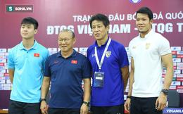 KẾT THÚC: Thầy Park đã biết điểm yếu của Thái Lan; ông Nishino liên tục khen Việt Nam