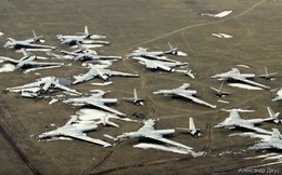 """Người Nga đau đớn: """"Đối trọng của siêu pháo đài bay B-52"""" đã bị máy chém Mỹ băm nhỏ?"""