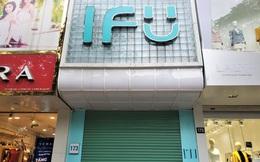 """IFU đóng loạt cửa hàng giữa tâm """"bão"""" âm thầm tráo nhãn mác quần áo"""