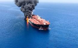 Nổ lớn trên tàu chở dầu ngoài khơi Viễn Đông, Nga