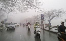 Thời tiết ngày 2/11: Miền Bắc tiếp tục hứng chịu mưa rét, có nơi dưới 17 độ C