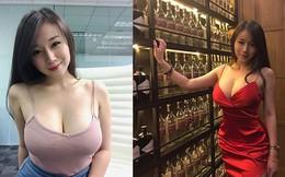 Hot girl vòng một khủng Singapore liên tục bị đàn ông đòi mua đồ lót cũ, chưa giặt