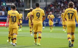 """Messi lập """"siêu phẩm hụt"""", Barca gục ngã khó tin bởi 3 bàn thua trong 6 phút"""