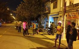 Sau màn rượt đuổi trên đường, xe máy văng lên vỉa hè, thanh niên 18 tuổi chết thảm