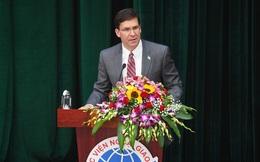 Bộ trưởng Quốc phòng Hoa Kỳ: Từ thời Hai Bà Trưng, Việt Nam đã không chấp nhận bị kẻ mạnh áp đặt