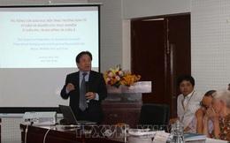 Hội thảo tác động của chính sách phát triển giáo dục đến tăng trưởng kinh tế và phát triển bền vững: Kinh nghiệm giữa Việt Nam và các quốc gia Châu Phi - Trung Đông