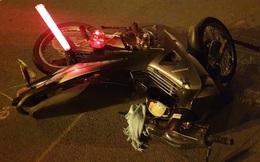 Nhóm quái xế chạy xe điên cuồng, tông nữ công nhân nguy kịch mà không cứu giúp
