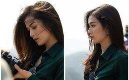 """Đi du lịch bị chụp lén, cô gái Gia Lai khiến bao trái tim """"tan chảy"""" vì khoảnh khắc quá xinh đẹp"""