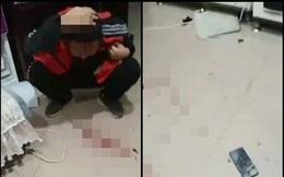 Đi chơi qua đêm, cậu bé bị bố ném điện thoại chảy máu đầu