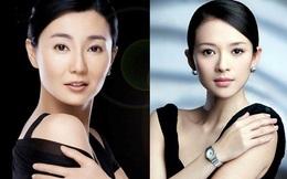 """Tình bạn tương tàn ở CBiz: Lâm Tâm Như bị Lưu Đào làm bẽ mặt, Chương Tử Di xứng danh """"bà hoàng nghỉ chơi"""""""