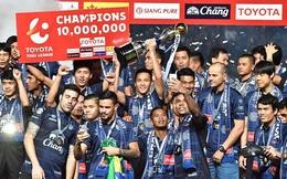 Bóng đá Thái Lan chuẩn bị nhận khoản tiền khổng lồ, bao giờ cho tới Việt Nam?