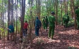 Hàng trăm cảnh sát vây ngọn núi truy tìm gã thanh niên khống chế nữ tài xế taxi ở Hải Phòng