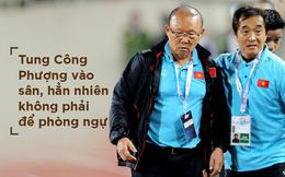 Ông Park sai lầm, nhưng là bởi sự thèm khát cháy bỏng của bóng đá Việt Nam
