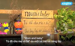 'Tủ quần áo 0 đồng' dành cho mẹ bầu và em bé tại TP. HCM