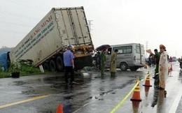 Danh sách các nạn nhân thương vong vụ tai nạn giữa xe khách 16 chỗ và xe container  ở Quảng Ngãi