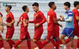 """Báo Thái Lan """"ghen tị"""" với Việt Nam, ngán ngẩm vì sân tập ở SEA Games không có nhà vệ sinh"""