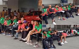 SEA Games 30: Ban tổ chức 'quên' đón, U22 Timor Leste vạ vật sân bay hơn 3 tiếng