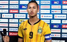 """HLV Park Hang-seo """"ngã ngửa"""" với U22 Brunei: Hoàng tử 21 tuổi không có tên vẫn vào sân thi đấu"""