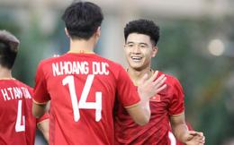[Kết thúc] U22 Việt Nam 6-0 U22 Brunei: Hà Đức Chinh tỏa sáng trong chiến thắng đậm đà