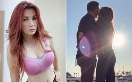 Vợ cũ Bằng Kiều bị đồng nghiệp trêu ghẹo khi khoe ảnh bạn trai mới