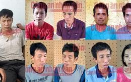 6/8 đối tượng trong vụ cô gái giao gà bị truy tố với khung tử hình