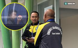 """Chưa đấu Việt Nam, U22 Brunei đã """"khốn khổ"""" với sự cố khó hiểu khi đặt chân tới sân Binan"""
