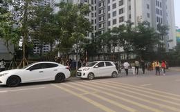 Hà Nội: Bé gái rơi từ tầng cao chung cư xuống đất tử vong