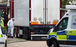 Tài xế lái container chở 39 nạn nhân nhận tội buôn người