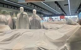 Khách tiu nghỉu vì đến Aeon Mall Hà Đông khai trương nhưng loạt cửa hàng vẫn đóng cửa