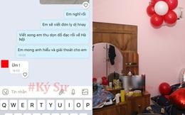 Ly dị chỉ 2 tuần sau khi cưới vì chồng làm người khác có bầu, vợ tiết lộ tin nhắn gây bức xúc