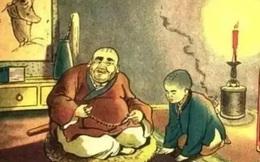 """Hòa thượng hỏi chú tiểu: """"Chăn làm cho người ấm hay người làm cho chăn ấm?"""" và câu trả lời thức tỉnh nhiều người"""