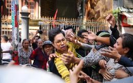 Hàng trăm người kéo đến biệt thự triệu đô xin gạo gây hỗn loạn, Ngọc Sơn phải xin lỗi hàng xóm