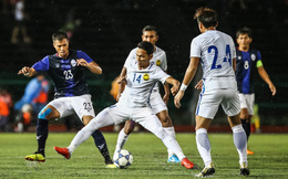 Tài năng gốc Việt giúp U22 Campuchia thắng đậm U22 Đông Timor là ai?