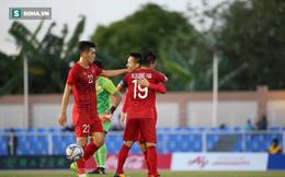 """Chiến thắng áp đảo, Quang Hải vẫn dành lời khen cho """"Messi Lào"""""""