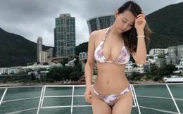 Nhan sắc nóng bỏng của Hoa hậu Hong Kong thẳng thừng từ chối lời mời tiền tỷ từ đại gia