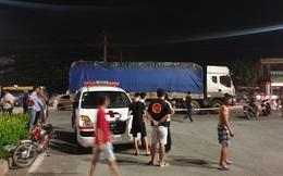 Nam thanh niên bị xe tải cán tử vong thương tâm giữa ngã ba trên Quốc lộ 13