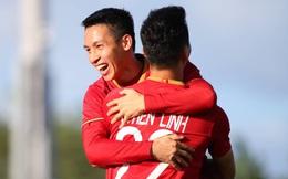 [Kết thúc] U22 Việt Nam 6-1 U22 Lào: Quang Hải ghi bàn ấn định tỉ số sau pha đập nhả đầy tinh tế
